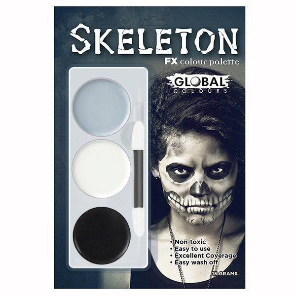 Global Skeleton Fx kleuren palette