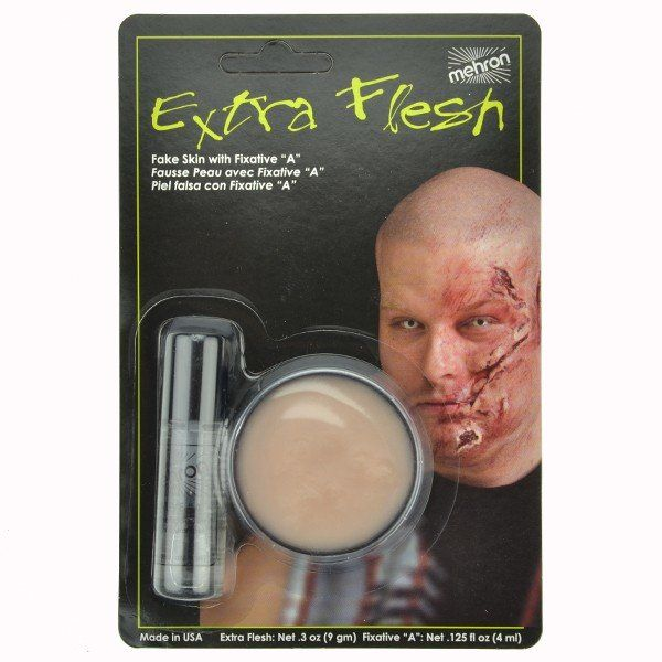 Mehron Extra Flesh with Fixative A