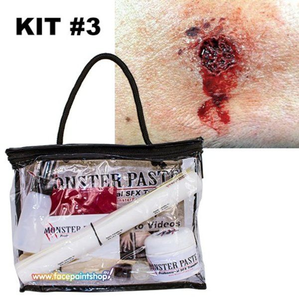 Monster Paste Complete Kit with mold 3