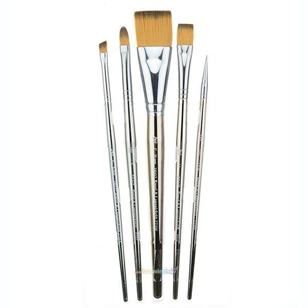 Royal & Langnickel Zen Brushes 734