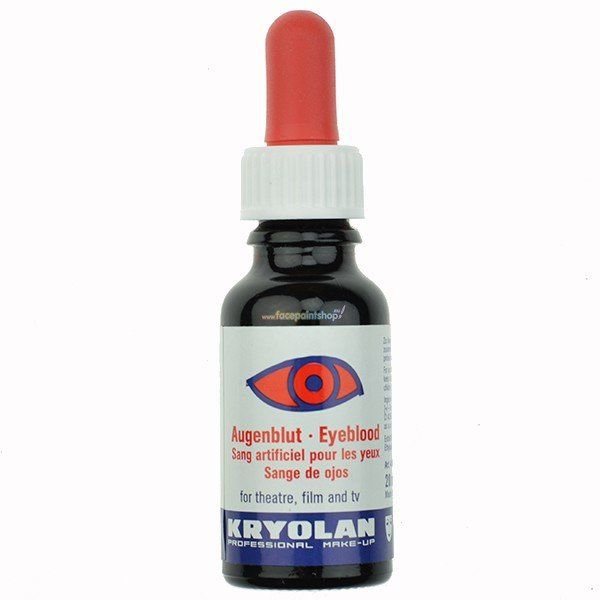 Kryolan Eyeblood Black