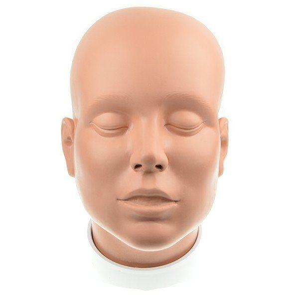 Facepaint Practicehead 3D