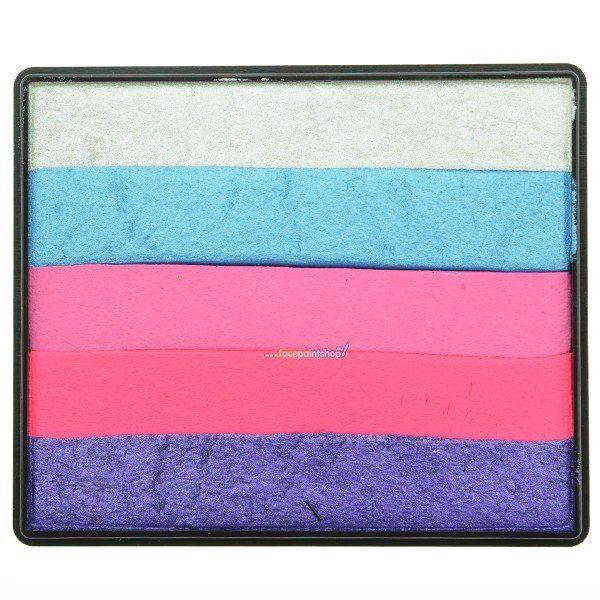Sillyfarm Purple Sprite Rainbow cake