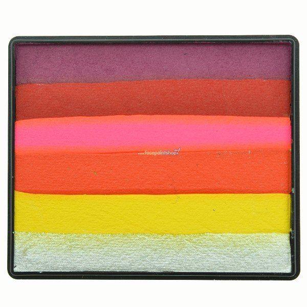 Sillyfarm Firefly Rainbow Cake