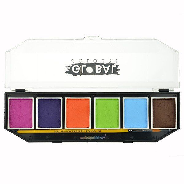 Global Carribean Palette