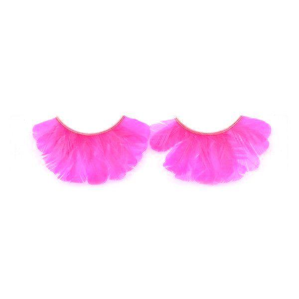 Kryolan Wimpers Peacock Pink