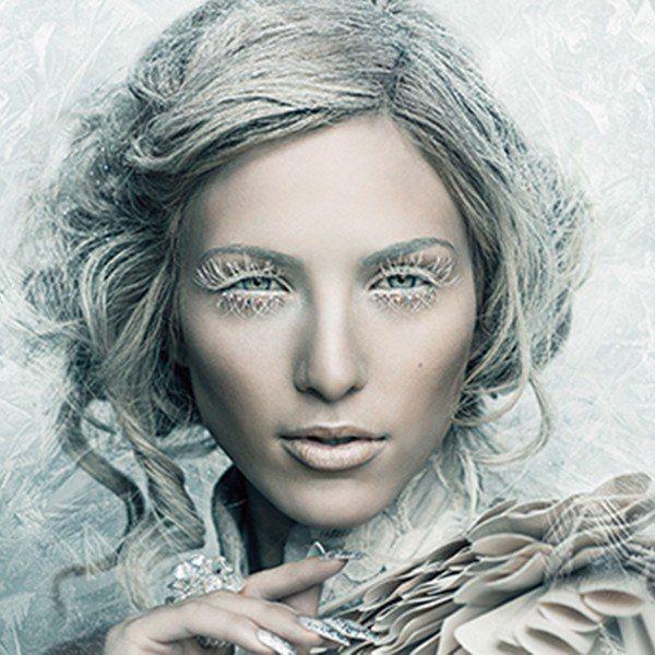 Kryolan Eyelashes Stargirl S8