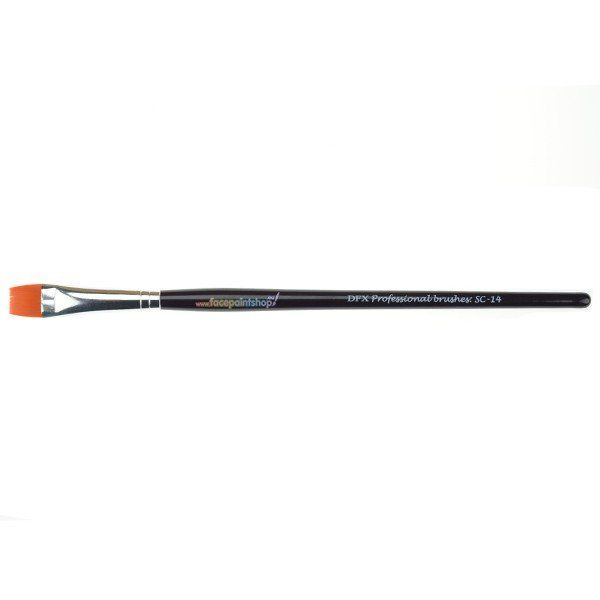 Diamond Fx Flat Brush Small