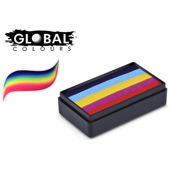 Global Funstrokes Leanne's Rainbow (20579)