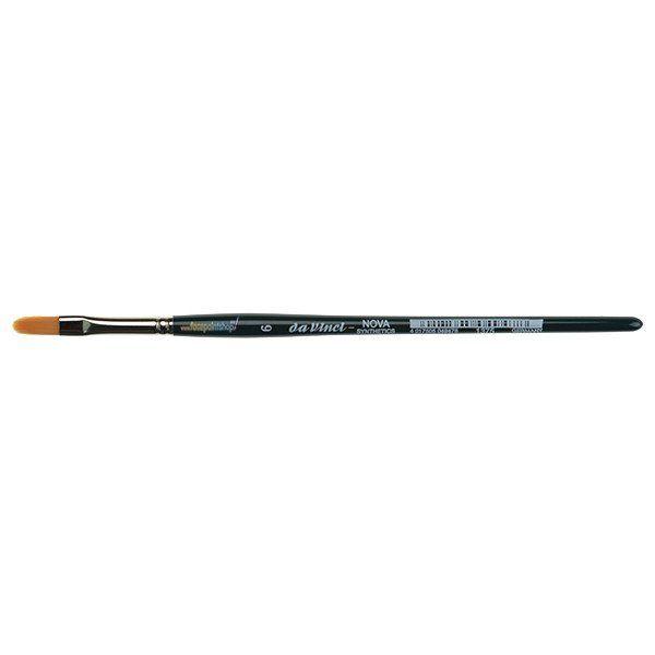 Da Vinci Nova Utility Brush Filbert Shape (6)