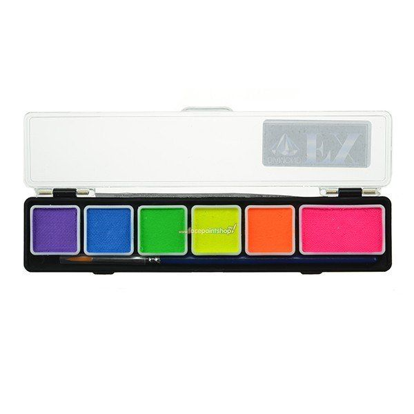 Diamond Fx Neon Mini Palette