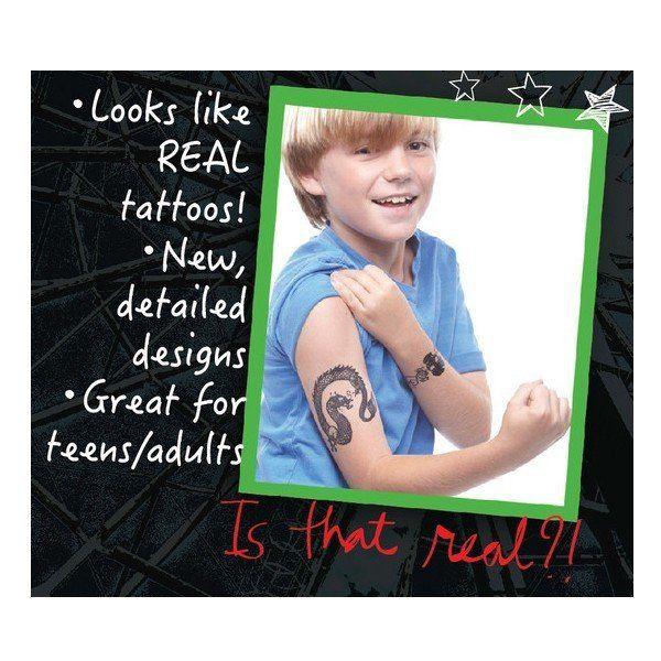 Lacey Heart Zwarte Tattoo Sjabloon