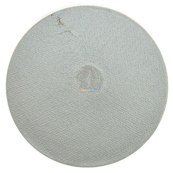 Fab Metallic Silver White
