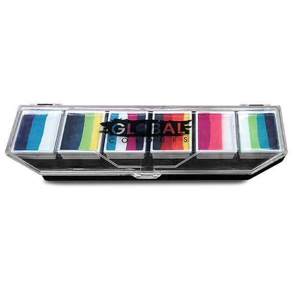 Global F.S. Palette Rainbow Burst