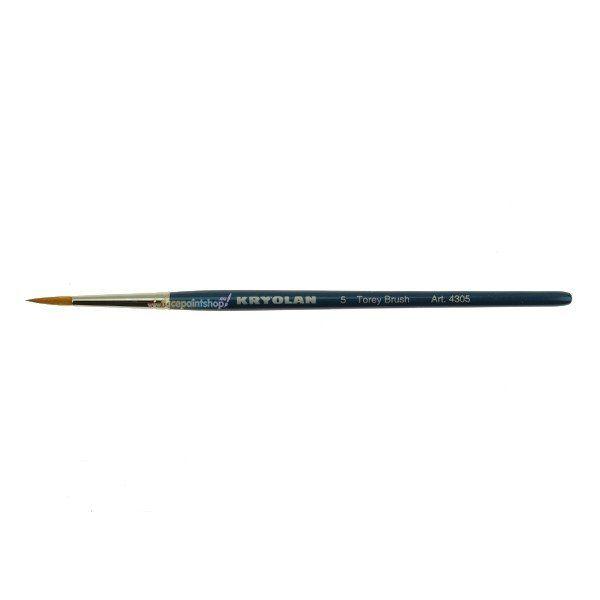 Kryolan Professional Round Toray Brush 4305
