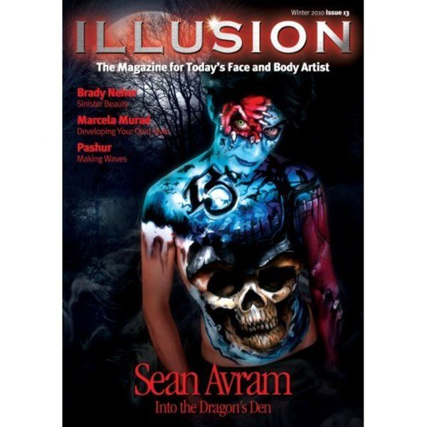 Illusion winter 2010 Issue 13