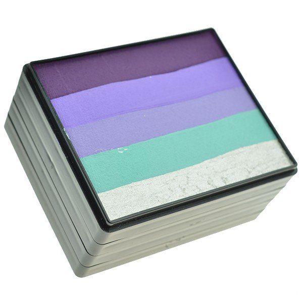 Sillyfarm Hibiscus Rainbow Cake