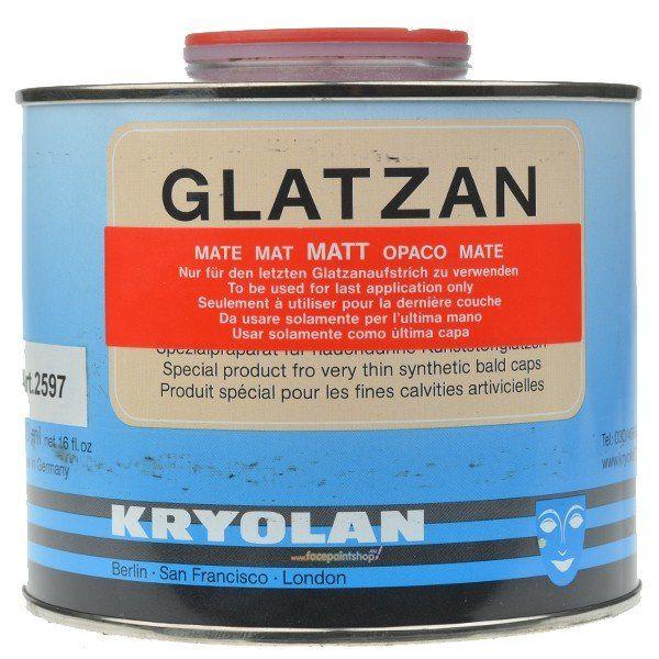 Kryolan Glatzan Mat