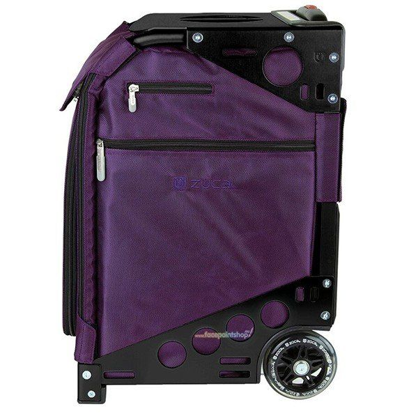 Zuca Pro Artist Royal Purple On Black Frame