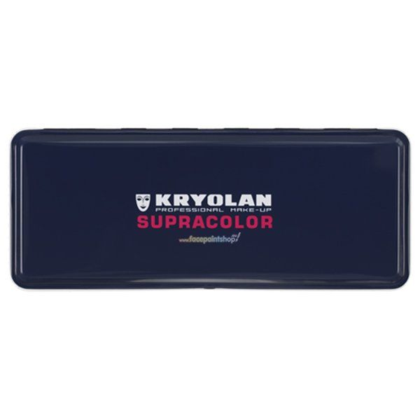 Kryolan Supracolor Greasepaint B Palette 12 Colors.