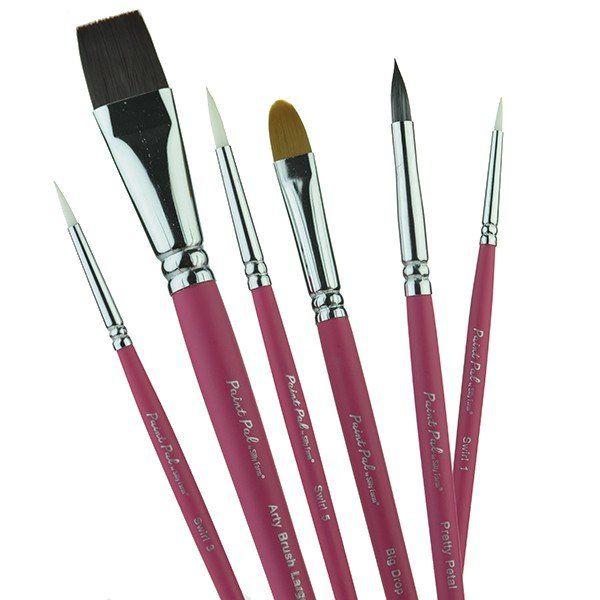 Sillyfarm Paint Pal Classic Brush Set