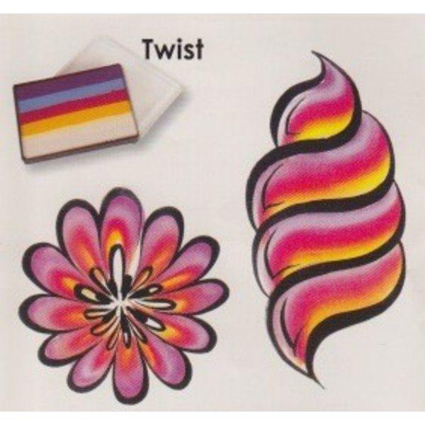 Mehron Prisma Splitcake (Twist)