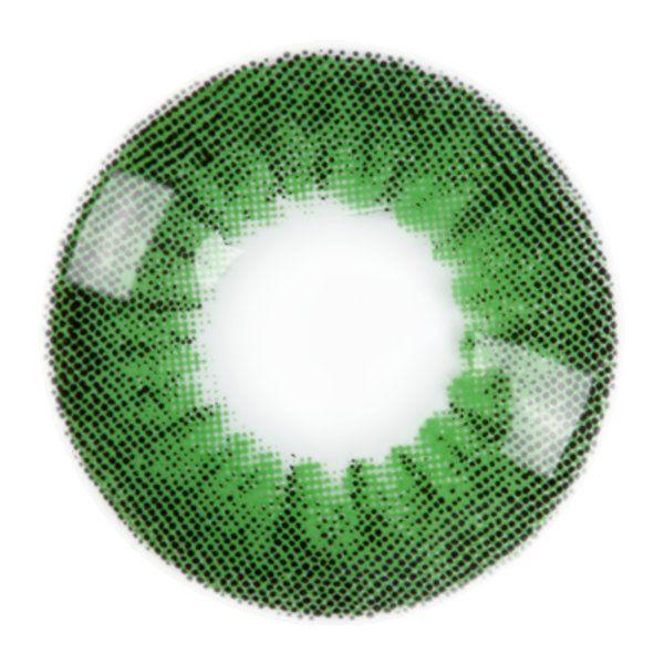 Kryolan Motif Contact Lenses White (23248)