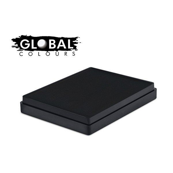 Global Aqua Schmink Strong Black Square Container