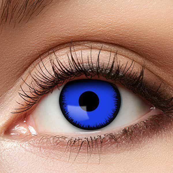 Fun Lenses Angelic Blue