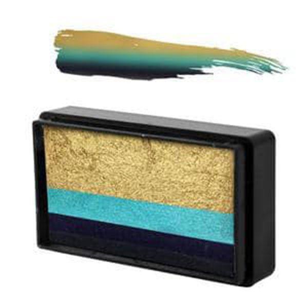 Arty Brush Cake Natalee Davies Blue Wren