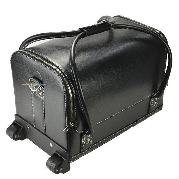Beauty Make-up art Bag with Wheels