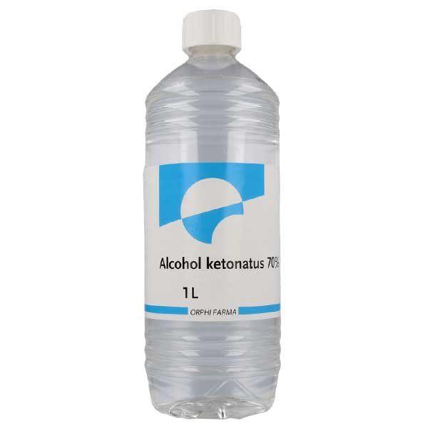 Alcohol Ketonatus 70% 1 Ltr