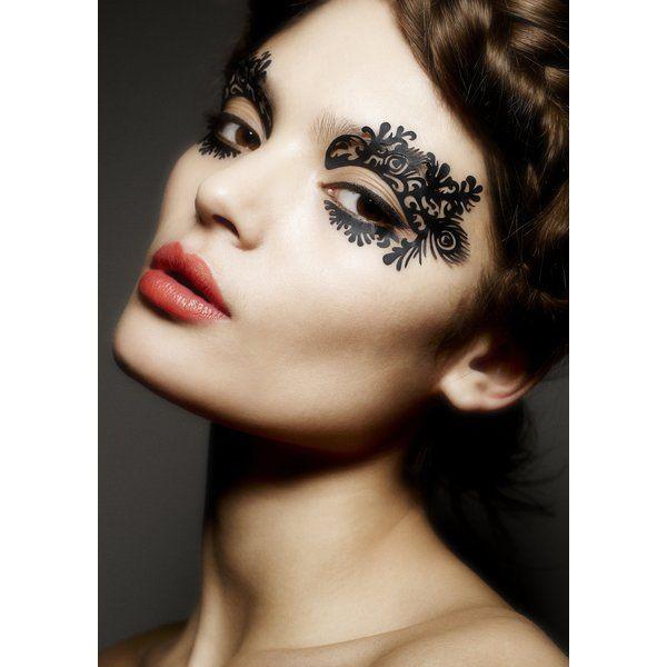 Face Lace Burlesque