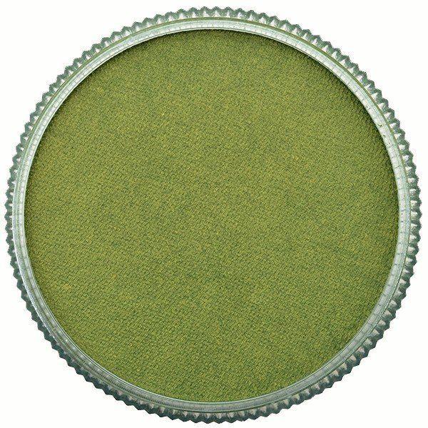 Tag Pearl Facepaint Bronze Green