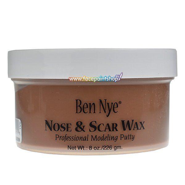 Ben Nye Nose & Scar Wax Brown 226gr
