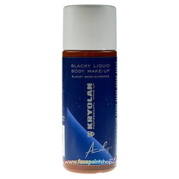 Kryolan Blacky Liquid Body Make Up 101 50ml