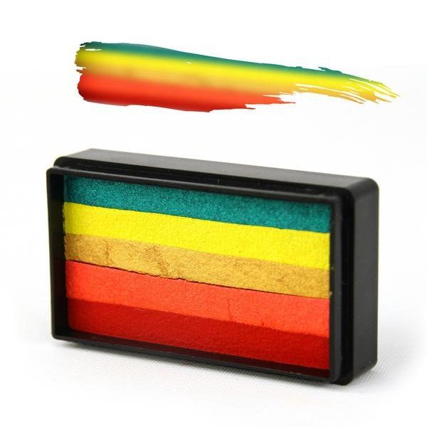 Arty Brush Holly Berry