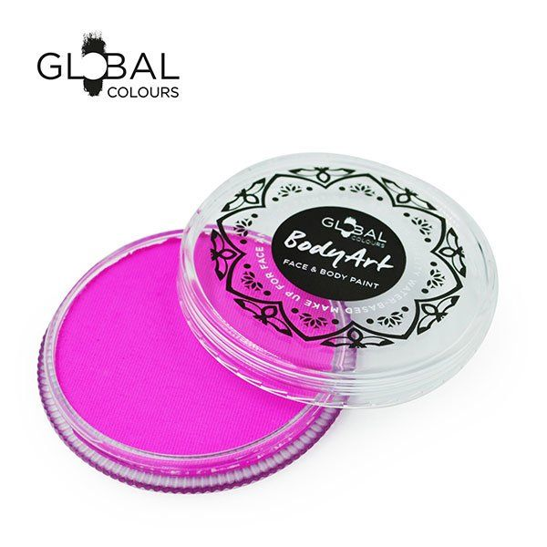 Global Face & Body Paint Candy Pink 32gr