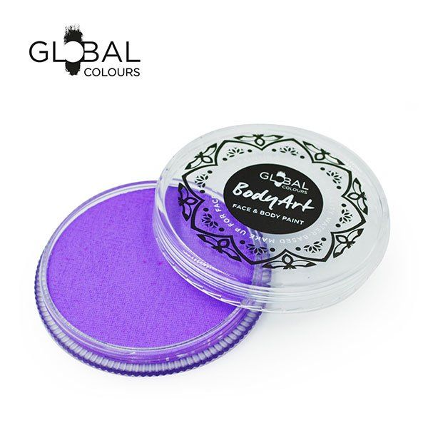 Global Face & Body Paint Lilac 32gr