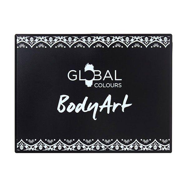 Global Colors Ink FX – 12 Colour Alcohol Palette