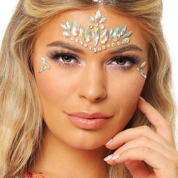 Face Jewels Crown Jewels