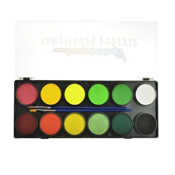 Diamond FX Carnavals Palette 12 kleuren