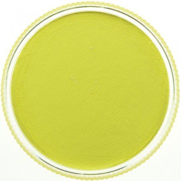 Global Facepaint Light Yellow 32gr