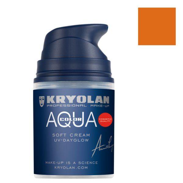 Kryolan Soft Cream UV Day Orange