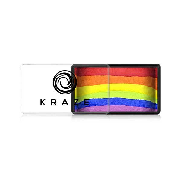 Kraze FX Dome Stroke 25gr Deep Rainbow