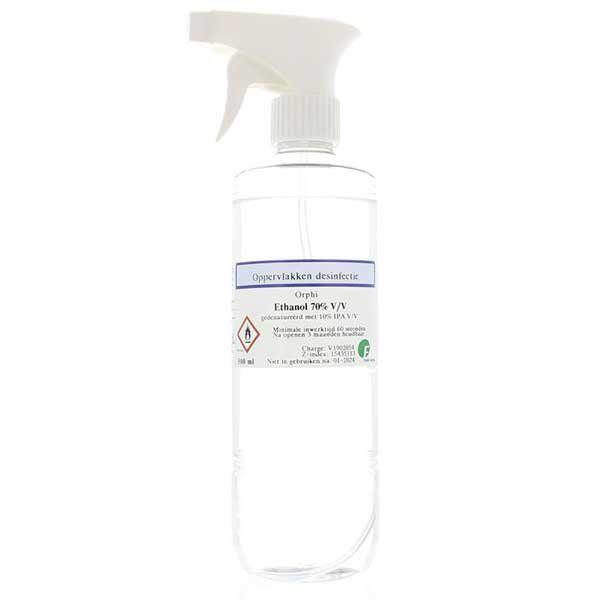 Alcohol Ethanol Spray 500ml