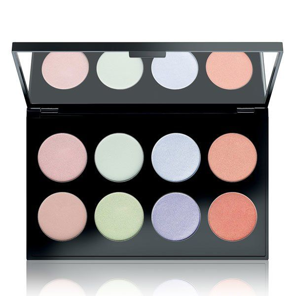 Make Up Factory Asian Harmony Eyes Palette