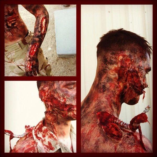Zombie Skin Latex Flesh Skin 28gr