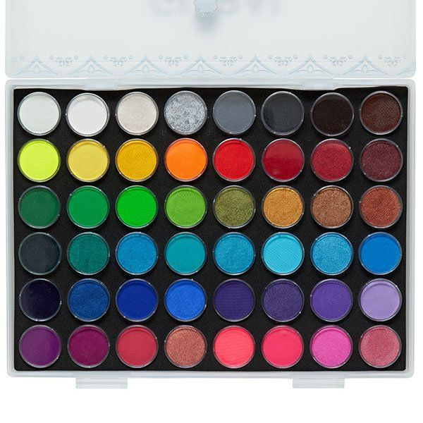 Global All You Need Grande Palette 48 Colors
