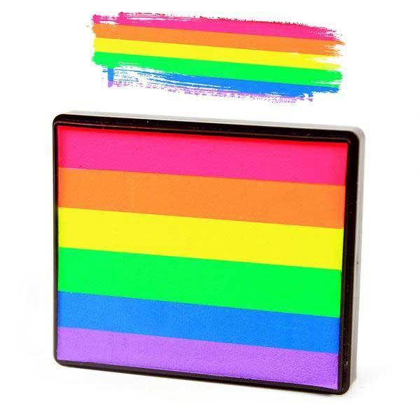 Sillyfarm Neon Rainbowcake